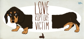 love rupture victim